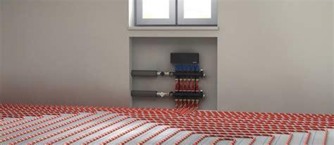 pannelli radianti elettrici a pavimento impianto di riscaldamento a pavimento cosa sapere