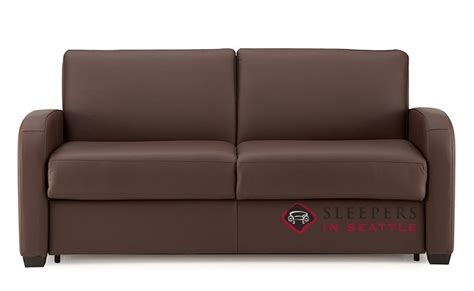 my comfort palliser customize and personalize daydream full leather sofa by