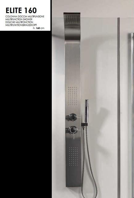 colonne doccia multifunzione colonna doccia multifunzione quot elite 160 quot
