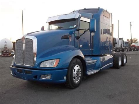 used kenworth trucks for sale in california kenworth t660 in california for sale used trucks on