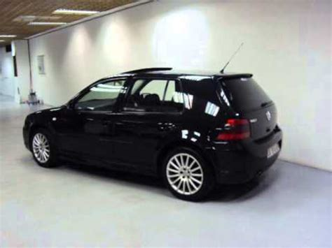 used 2004 volkswagen golf 4 r 1.8t gti r auto for sale