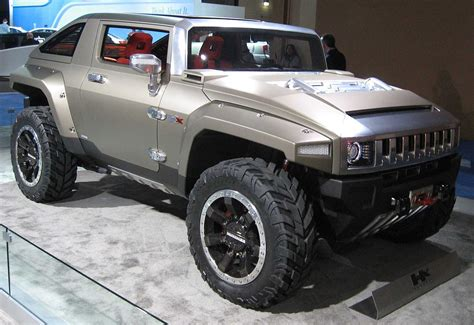 imagenes de pick up hummer hummer hx wikipedia