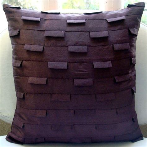 Plum Pillow Covers by Decorative Throw Pillow Covers Pillow By
