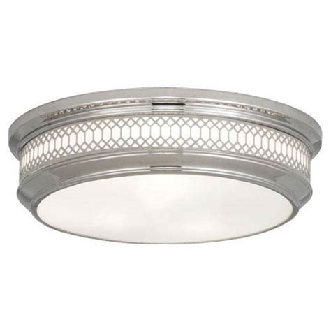 robert williamsburg tucker flush mount robert williamsburg tucker polished nickel three light flush mount on sale