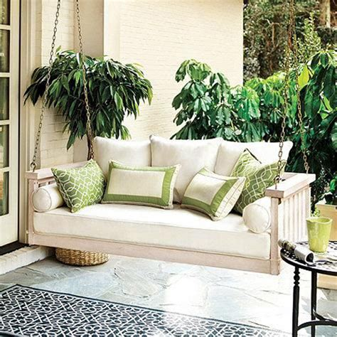 outdoor daybed swing plans outdoor porch swing furniture