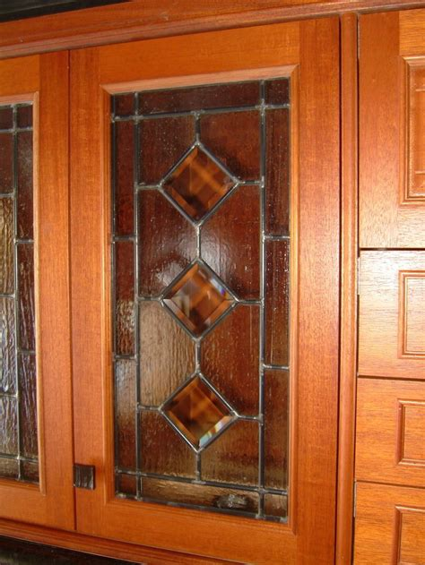 stained glass cabinet doors cabinet glass leaded glass cabinets by sans soucie