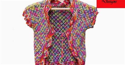 crosia jacket design manjoo s designs handmade crochet krosha crosia woman