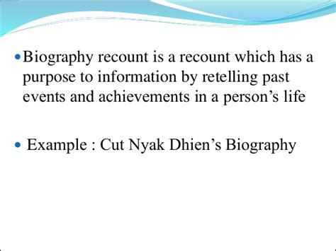 recount text biography neymar recount text
