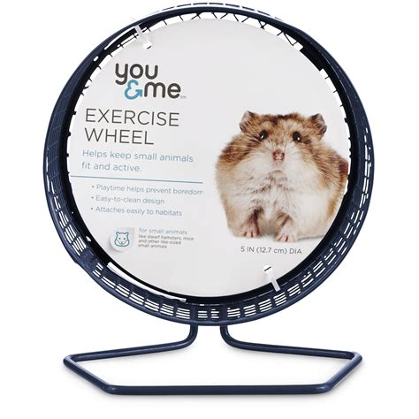 Wheel Hamster Kincir Hamster Mainan Hamster you me hamster wheel 5 quot petco