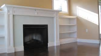 fireplace with built in bookshelves fireplace mantels with built in bookcases home improvement