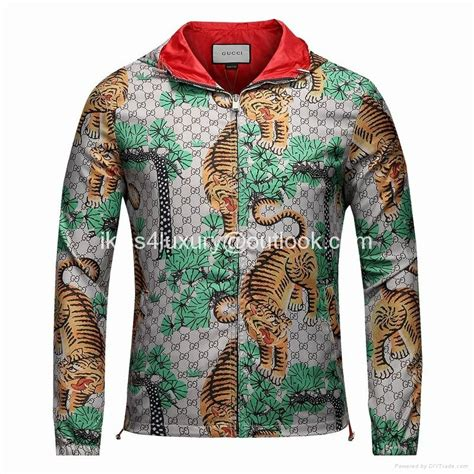 Jas Gucci Wholesale 2018 New Gucci Jacket Gg Winter Clothes