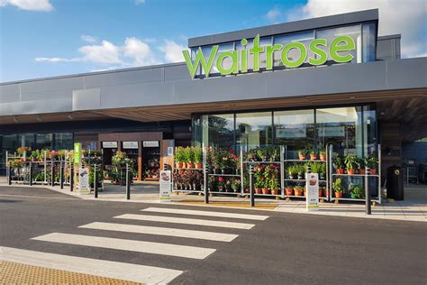 uk store waitrose is planning to six stores and restructure