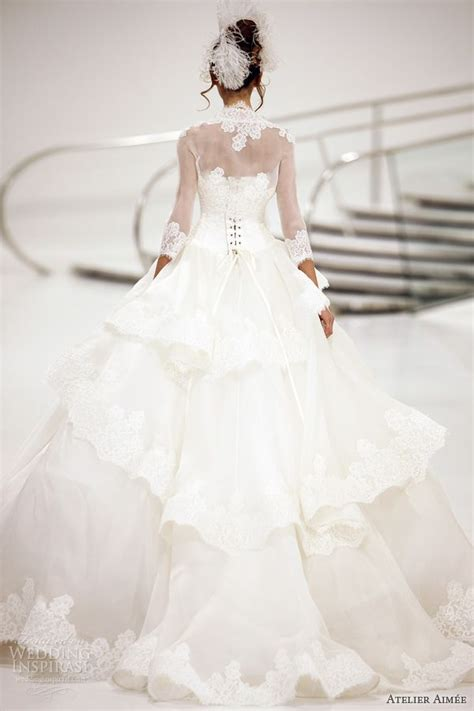 15 beauty atelier aimee wedding dresses list famous