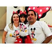 Kit 3 Camisetas Minnie Mickey  Umbebenacamiseta Elo7