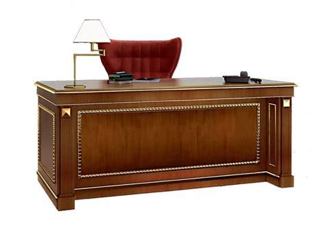 scrivanie particolari scrivania in legno intarsiato per ufficio idfdesign