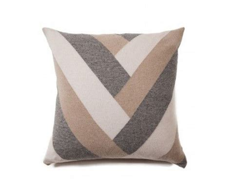 Beige Pillows by V Pillow Beige Gray Ivory
