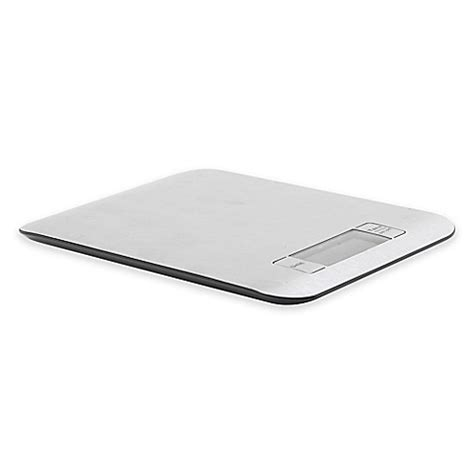 food scale bed bath beyond mastrad 174 digital kitchen food scale bed bath beyond