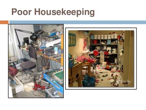 housekeeping ppt