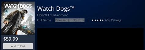 dogs release date watch dogs release date leaked by sony gamechup news reviews