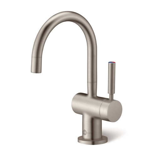 Boiling Faucet Water by Insinkerator Hc3300 Brushed Steel Boiling Cold Water