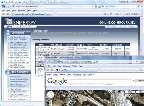 Sniper Spy Keylogger Remotely Deployable   sniperspy remote spy software remotely deployable html