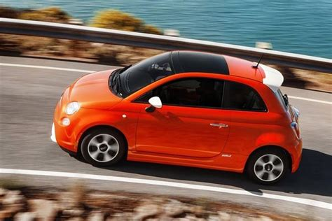 fiat 500e recognized as best electric car of 2013