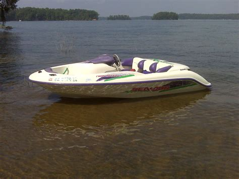 sea doo speed boat sea doo 1995 for sale for 3 500 boats from usa