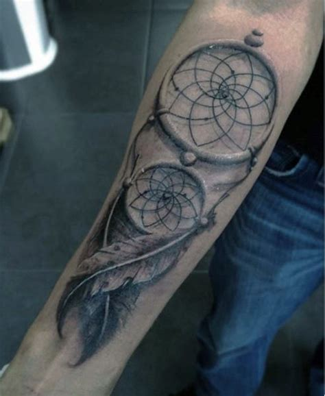 shaded wrist tattoos 100 dreamcatcher tattoos for design ideas