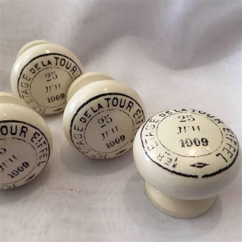 postmark door drawer cupboard knob by surface