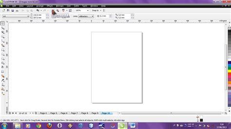 tutorial gambar kartun corel draw tutorial coreldraw x4 merubah foto sendiri menjadi kartun