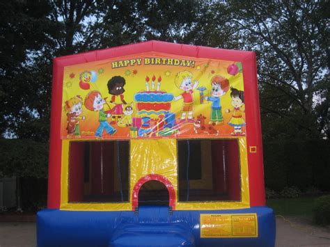 Bouncing Houses For Birthday by Birthday Bounce House