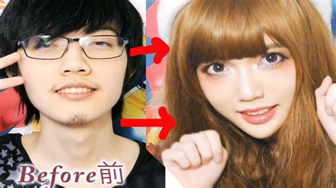 eyeliner tutorial boy boy to girl makeup tutorial saubhaya makeup