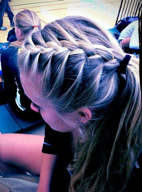 what hair should i use to do medium size box braids 25 best ideas about soccer hairstyles on pinterest