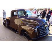 1952 GMC Street Truck SEMA 2014  YouTube