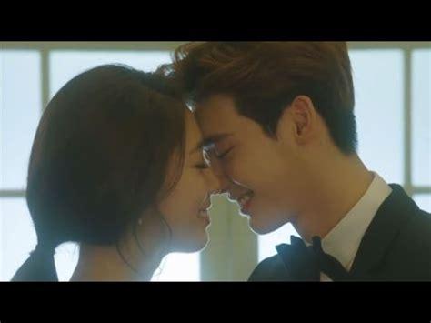 drama lee jong suk youtube pinochio park shin hye kiss park shin hye drama 2015