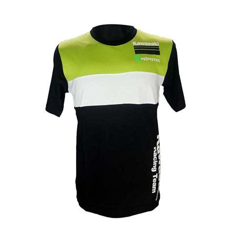 Kaosbajut Shirt Kawasaki 1 kawasaki racing team t shirt 3 layer color v2 jopana
