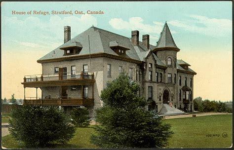 house of refuge stratford ont canada digital archive