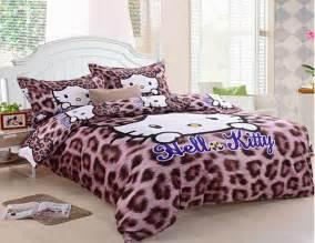 home textile hello kitty bedding full size girls bedding
