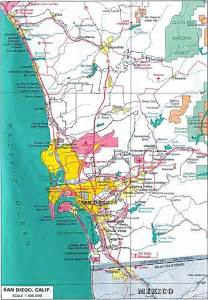 Maps Of San Diego by Large San Diego Maps For Free Download And Print High