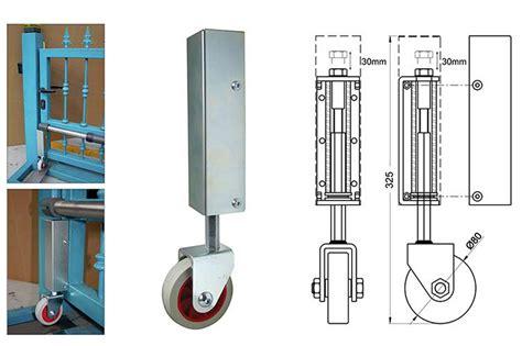 le reglable roue avec support reglable portail battant achat en ligne ou dans notre magasin