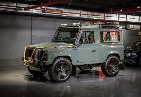 land rover defender 2016 khan 2016 land rover defender in dubai united arab emirates for