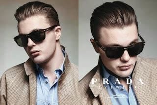 prada man spring summer 2012 campaign | she styles