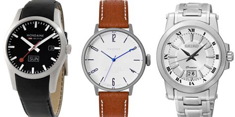 watches for men 12 great men s watches for every single budget huffpost