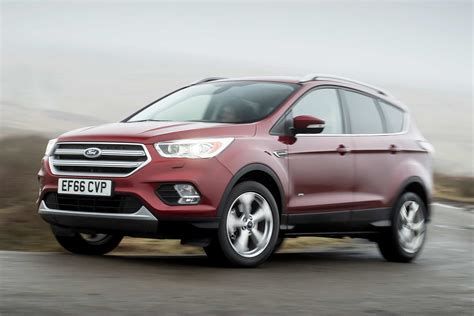 New Ford Kuga 2018 by New Ford Kuga 2017 Review Pictures Auto Express