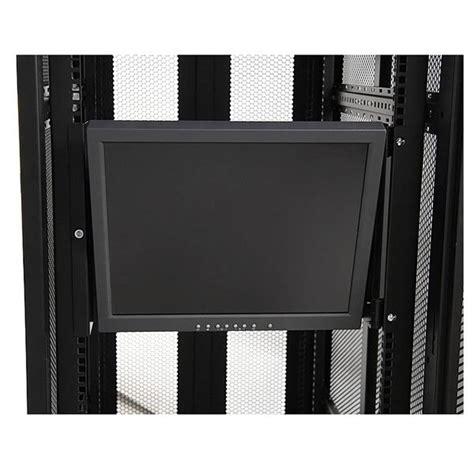 Server Rack Monitor by Lcd Mounting Bracket For 19in Server Racks Swivel