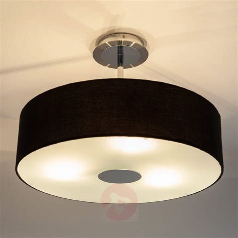 Black Ceiling Light Fixtures Black Ceiling Light Gabriella 9620049 Buy