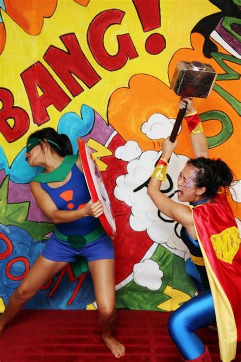 adult superhero party ideas super hero theme adult birthday themes pinterest