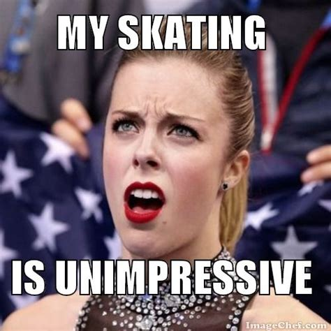 Ashley Wagner Memes - some of the post competition expressions are priceless