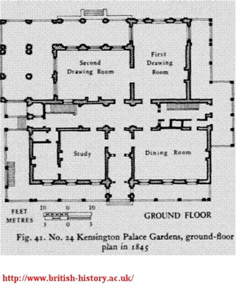kensington palace floor plan pin by naj yarra on kensington palace pinterest