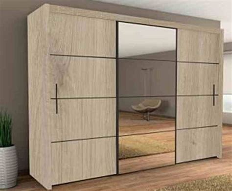 Sliding Door Oak Wardrobe by Brand New Modern Bedroom Wardrobe Sliding Door With Mirror
